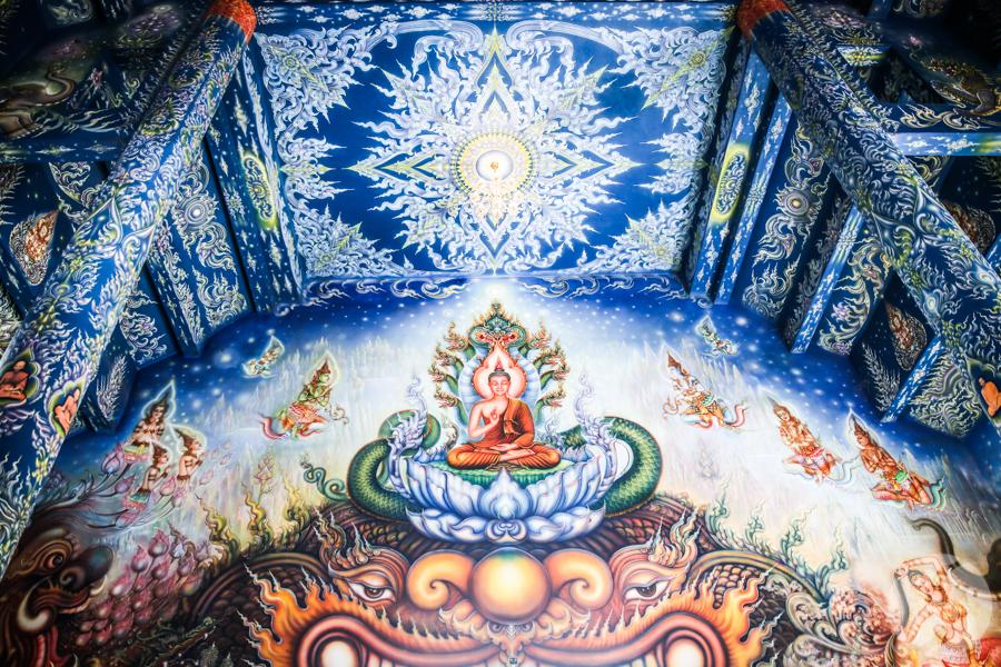 BlueTemple 8 of 18 Blue Temple   słynna niebieska świątynia na północy Tajlandii