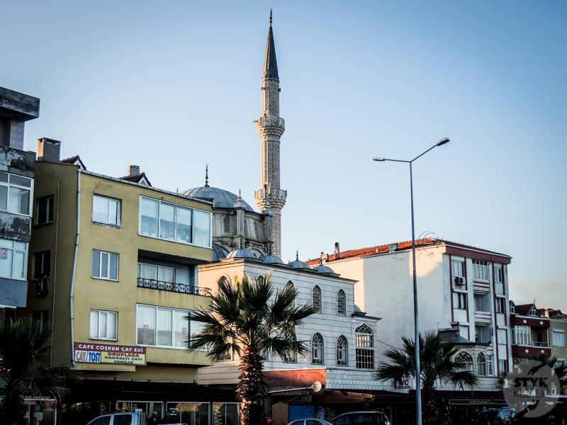 Eceabat 20 of 21 Tureckie miasteczko Eceabat na półwyspie Gallipoli