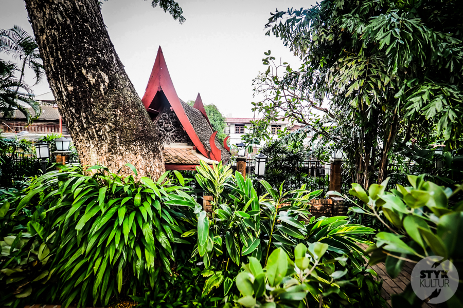 Jim 10 of 12 Atrakcje Tajlandii: Dom Jima Thompsona w Bangkoku