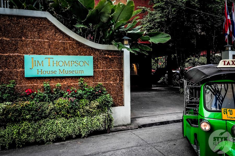 Jim 2 of 12 Atrakcje Tajlandii: Dom Jima Thompsona w Bangkoku
