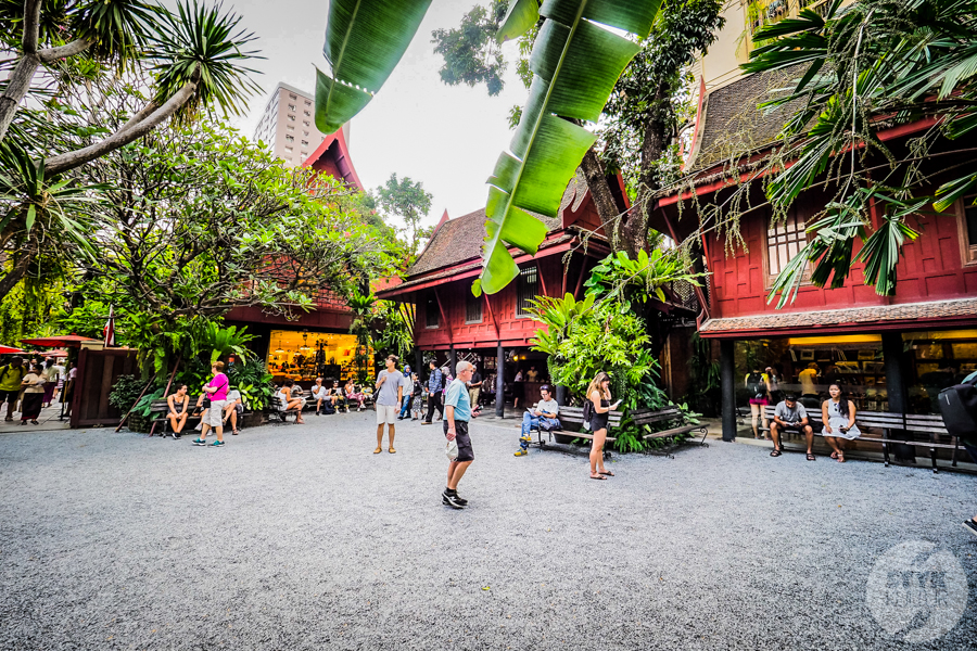 Jim 5 of 12 Atrakcje Tajlandii: Dom Jima Thompsona w Bangkoku