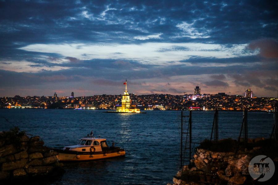 KizKulesi 1 Kız Kulesi / Wieża Leandra / Wieża Panny    perła Stambułu