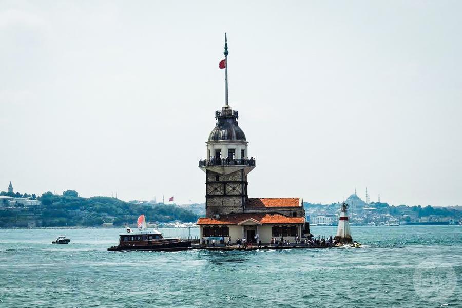 KizKulesi 2 Kız Kulesi / Wieża Leandra / Wieża Panny    perła Stambułu
