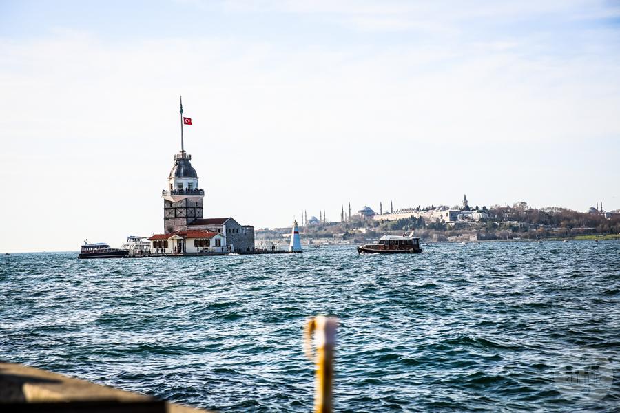 KizKulesi 4 Kız Kulesi / Wieża Leandra / Wieża Panny    perła Stambułu