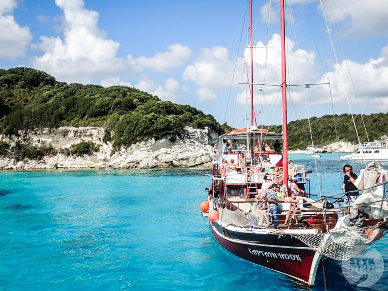 Paxos 16 of 48 Korfu: Paxos i Antipaxos   rajskie wyspy jońskie