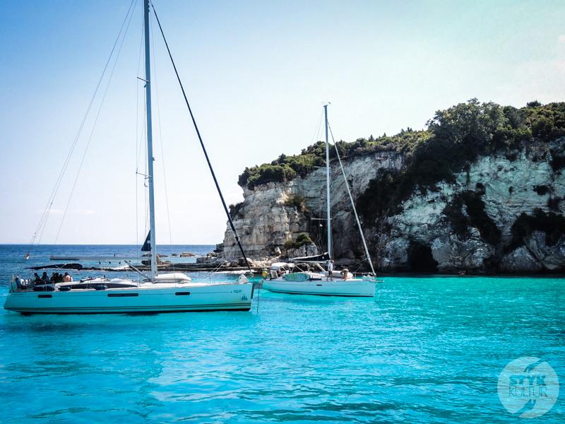 Paxos 22 of 48 Korfu: Paxos i Antipaxos   rajskie wyspy jońskie