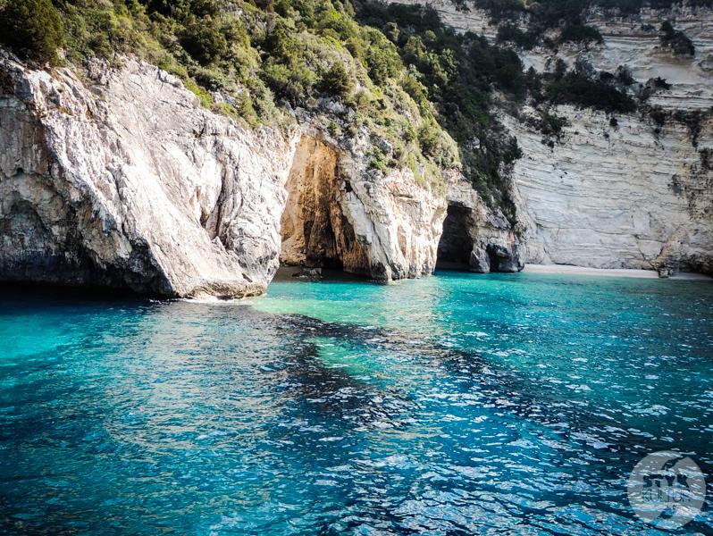 Paxos 6 of 48 Korfu: Paxos i Antipaxos   rajskie wyspy jońskie