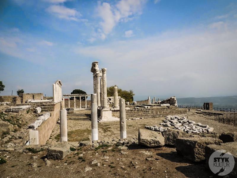 Pergamon 12 of 22 Antyczne atrakcje Turcji   starożytny Pergamon