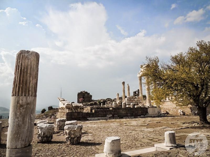 Pergamon 19 of 22 Antyczne atrakcje Turcji   starożytny Pergamon