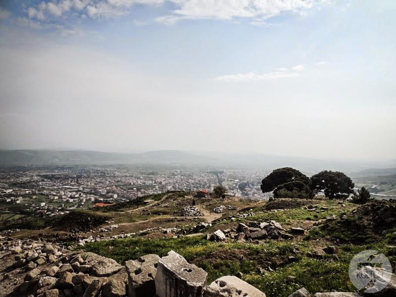 Pergamon 22 of 22 Antyczne atrakcje Turcji   starożytny Pergamon