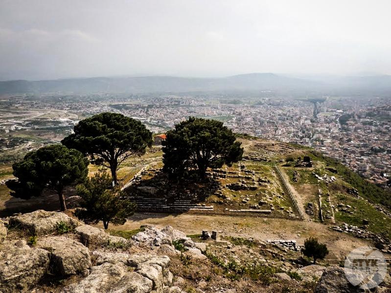 Pergamon 3 of 22 Antyczne atrakcje Turcji   starożytny Pergamon