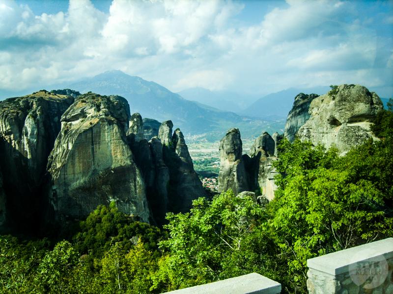 Skiathos 1 of 10 Grecja: Meteory, klasztory zawieszone w powietrzu i podniebni mnisi