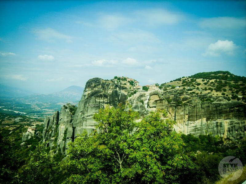 Skiathos 2 of 10 Grecja: Meteory, klasztory zawieszone w powietrzu i podniebni mnisi