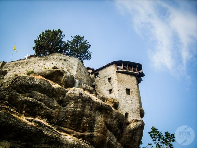 Skiathos 3 of 10 Grecja: Meteory, klasztory zawieszone w powietrzu i podniebni mnisi