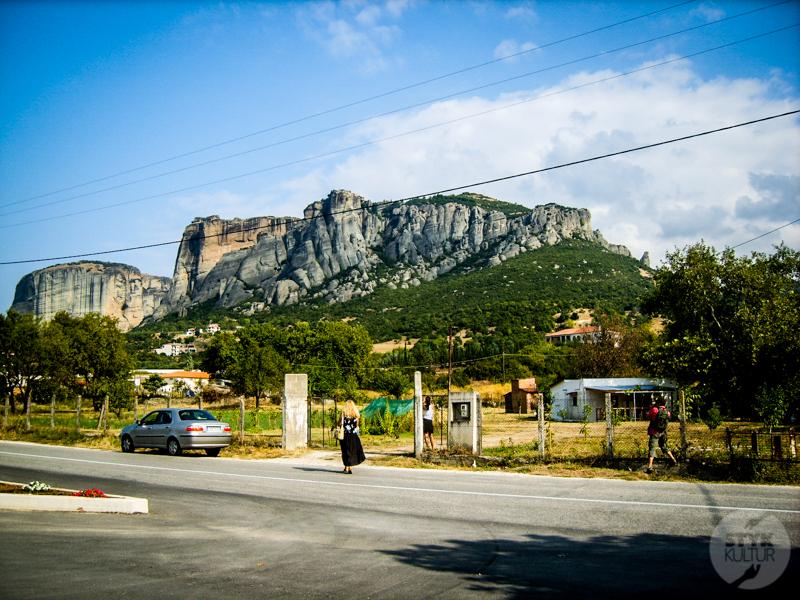 Skiathos 33 of 2 Grecja: Meteory, klasztory zawieszone w powietrzu i podniebni mnisi