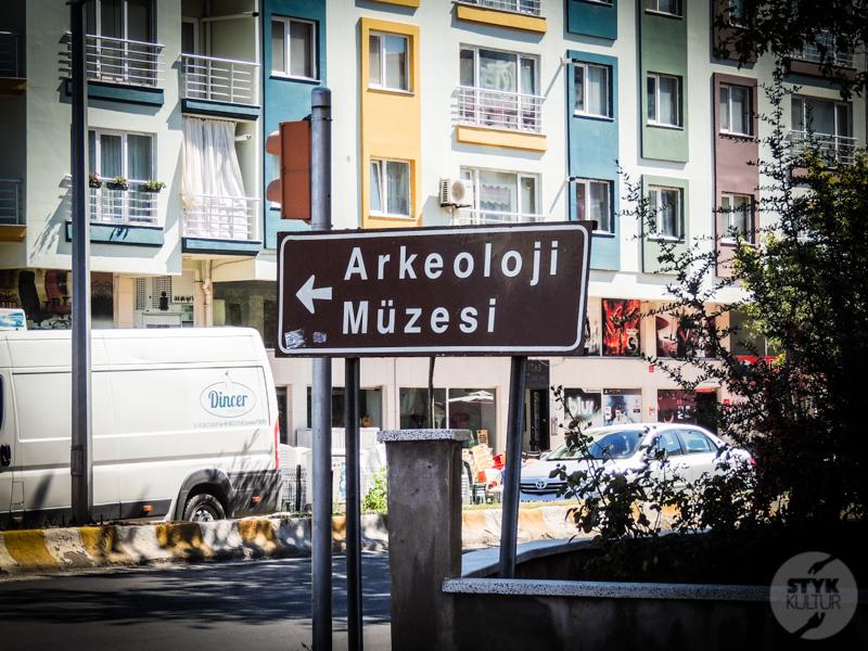 Skiathos 33 of 33 Turcja : Muzeum Archeologiczne w Çanakkale