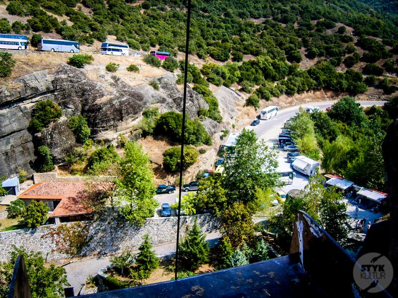 Skiathos 4 of 10 Grecja: Meteory, klasztory zawieszone w powietrzu i podniebni mnisi