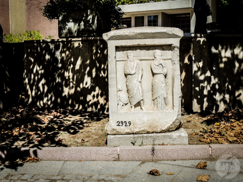 Skiathos 41 of 33 Turcja : Muzeum Archeologiczne w Çanakkale