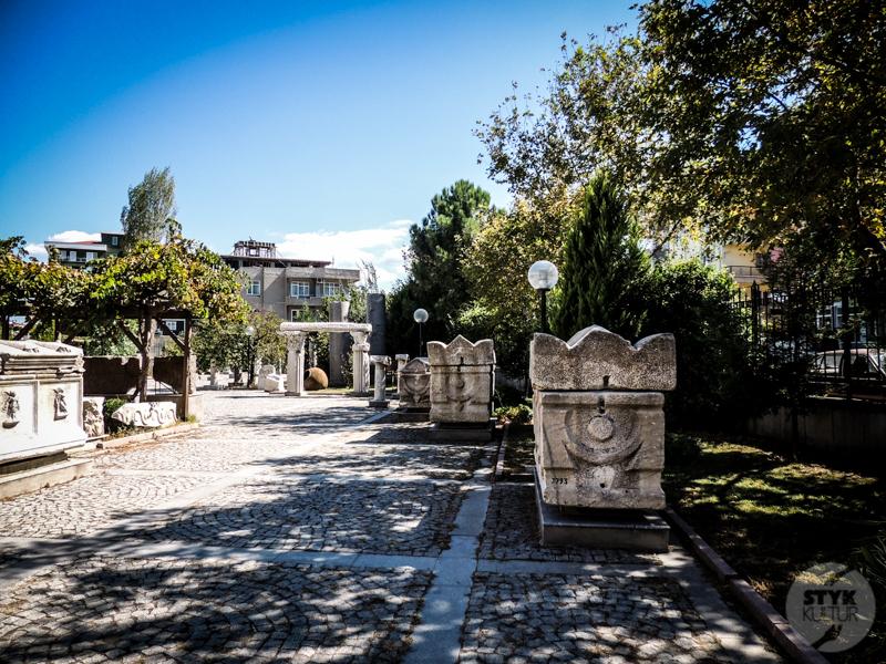 Skiathos 43 of 33 Turcja : Muzeum Archeologiczne w Çanakkale