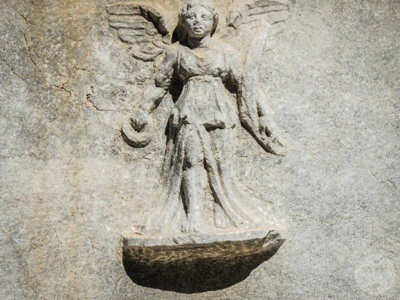 Skiathos 45 of 33 Turcja : Muzeum Archeologiczne w Çanakkale