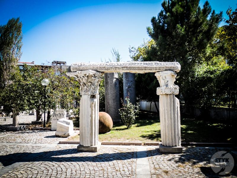 Skiathos 48 of 33 Turcja : Muzeum Archeologiczne w Çanakkale