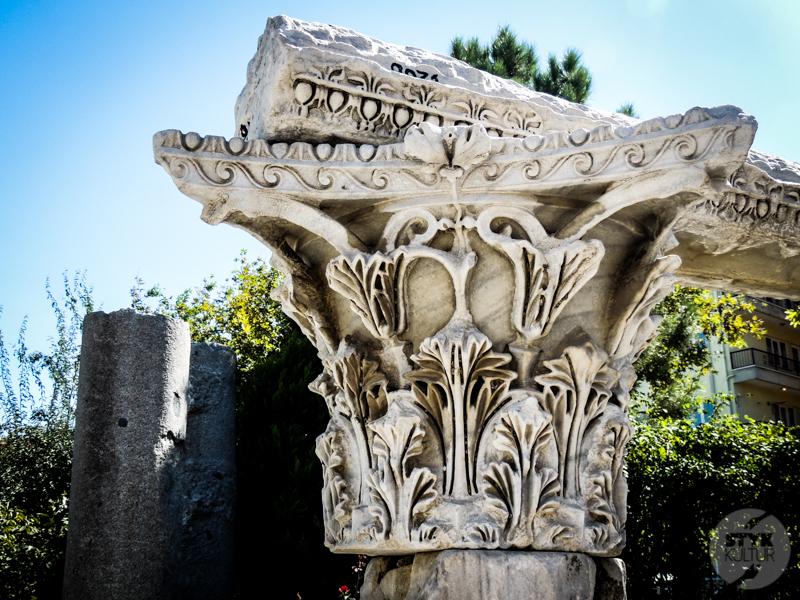 Skiathos 49 of 33 Turcja : Muzeum Archeologiczne w Çanakkale