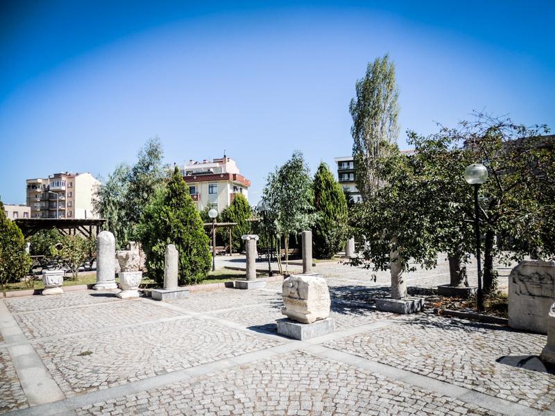 Skiathos 50 of 33 Turcja : Muzeum Archeologiczne w Çanakkale