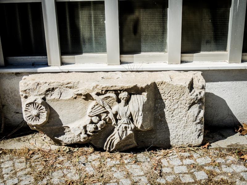 Skiathos 51 of 33 Turcja : Muzeum Archeologiczne w Çanakkale