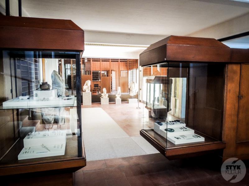 Skiathos 59 of 33 Turcja : Muzeum Archeologiczne w Çanakkale