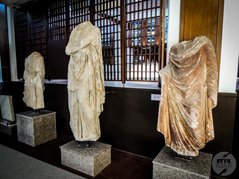 Skiathos 65 of 33 Turcja : Muzeum Archeologiczne w Çanakkale
