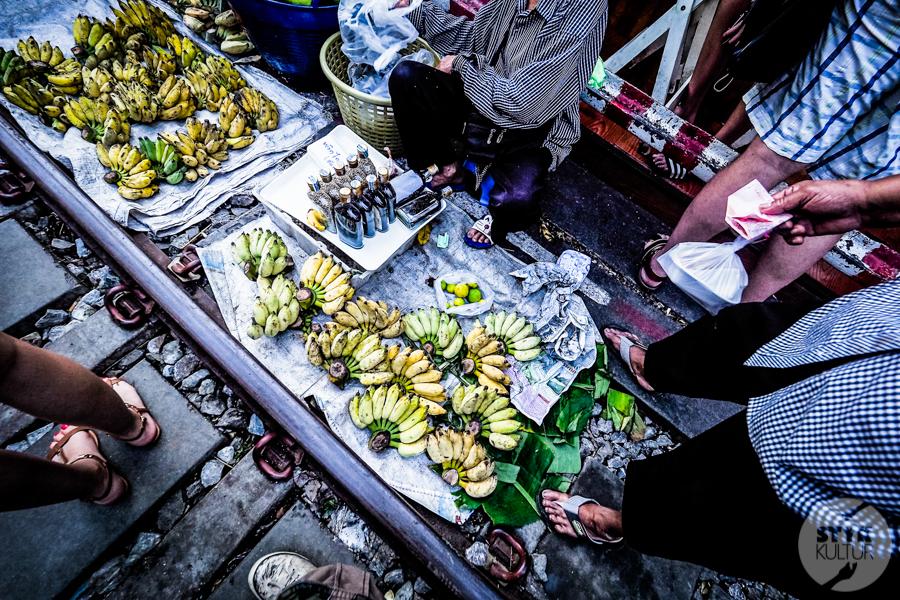 TargNaTorach 12 of 14 Atrakcje Bangkoku: targ na torach (Mae Klong)