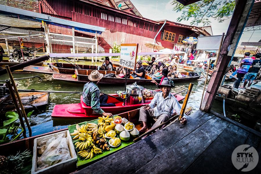 TargNaWodzie 13 of 25 Atrakcje Bangkoku: Pływający Targ (Damnoen Saduak)