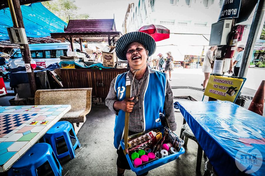 TargNaWodzie 16 of 25 Atrakcje Bangkoku: Pływający Targ (Damnoen Saduak)