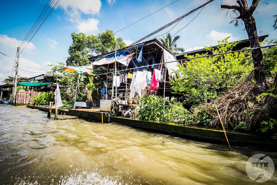 TargNaWodzie 21 of 25 Atrakcje Bangkoku: Pływający Targ (Damnoen Saduak)