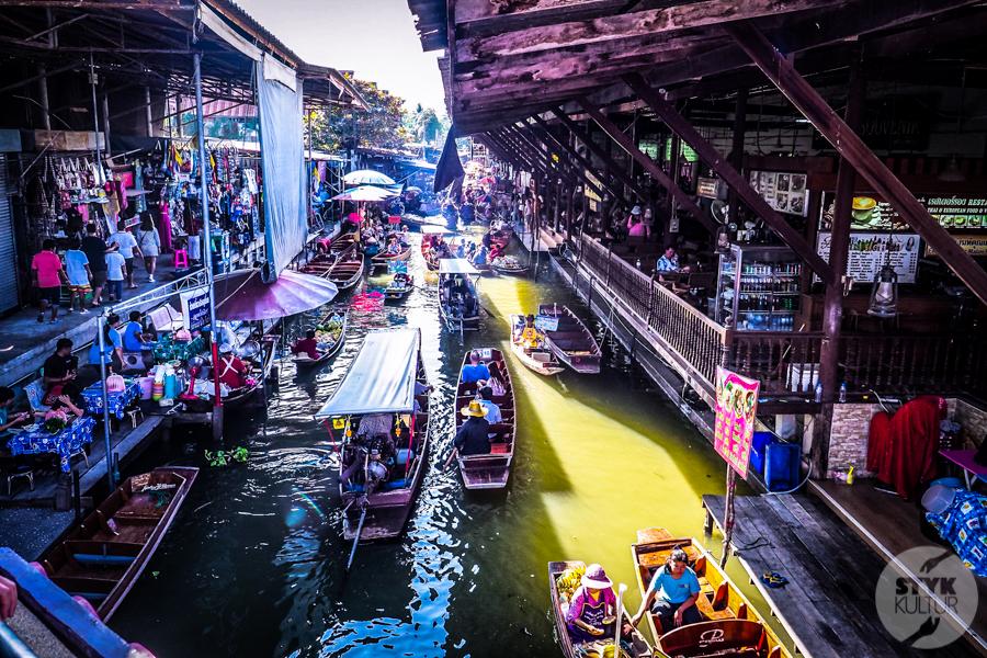 TargNaWodzie 3 of 25 Atrakcje Bangkoku: Pływający Targ (Damnoen Saduak)