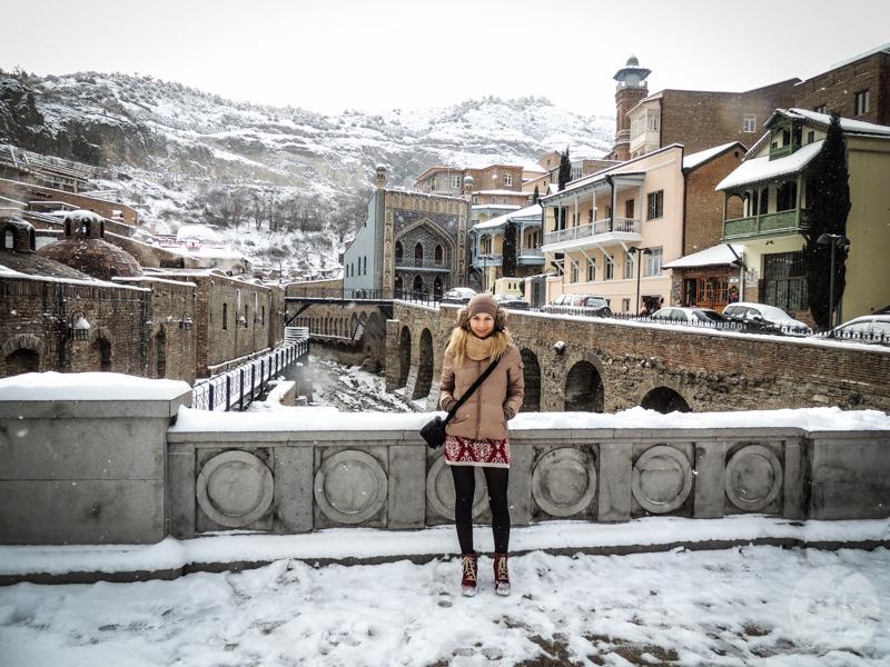 Tbilisi 2 Co warto zobaczyć w Tbilisi? Z wizytą w gruzińskiej stolicy