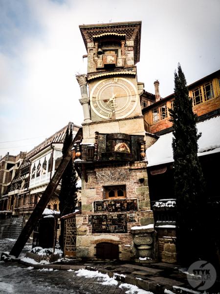 Tbilisi 53 Co warto zobaczyć w Tbilisi? Z wizytą w gruzińskiej stolicy