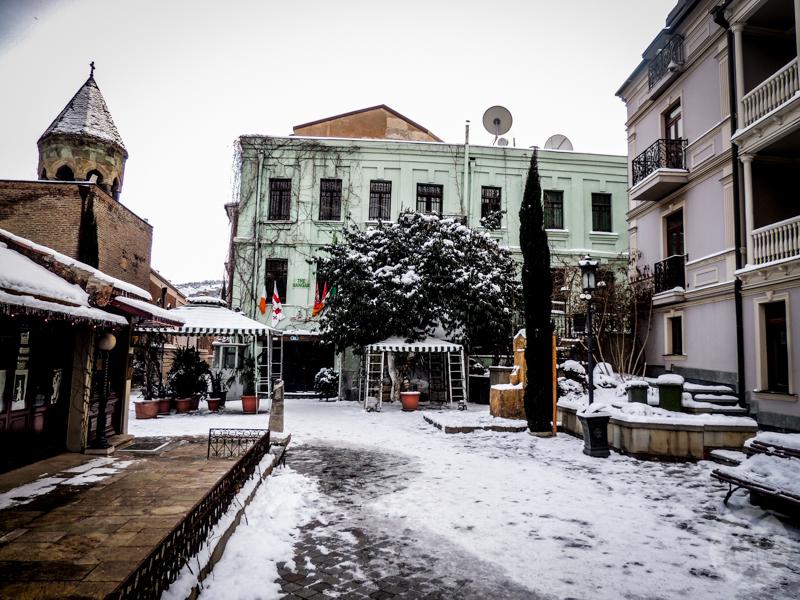 Tbilisi 55 Co warto zobaczyć w Tbilisi? Z wizytą w gruzińskiej stolicy