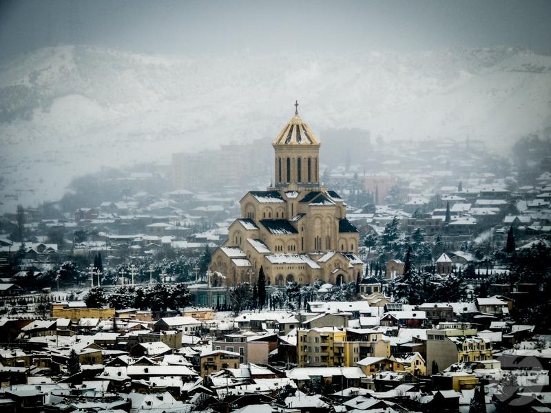 Tbilisi 7 Co warto zobaczyć w Tbilisi? Z wizytą w gruzińskiej stolicy