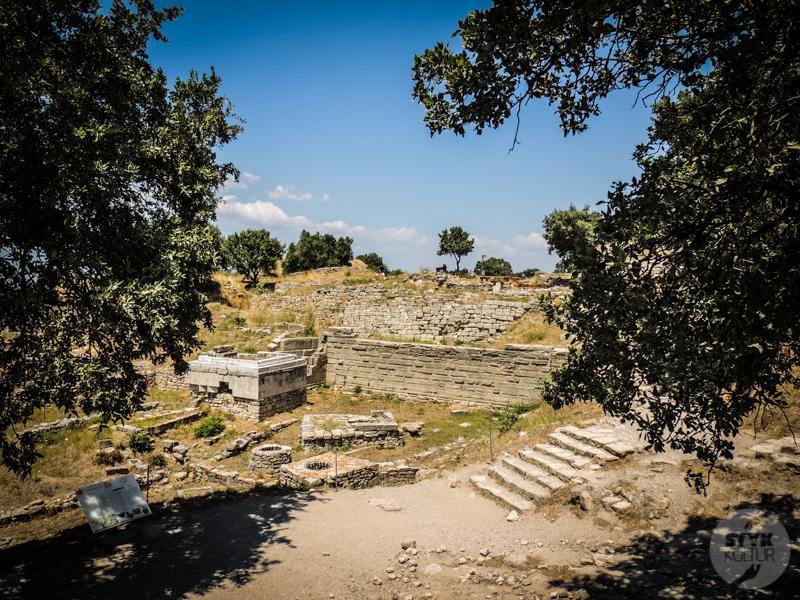 Troja 16 of 32 Starożytna Troja w Turcji