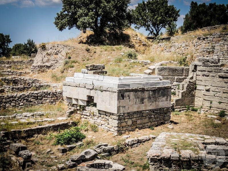Troja 17 of 32 Starożytna Troja w Turcji