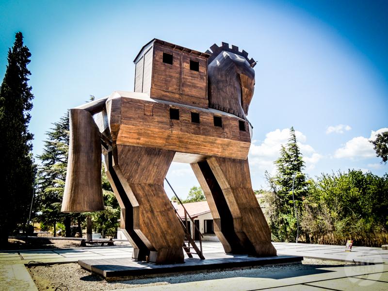 Troja 22 of 32 Starożytna Troja w Turcji