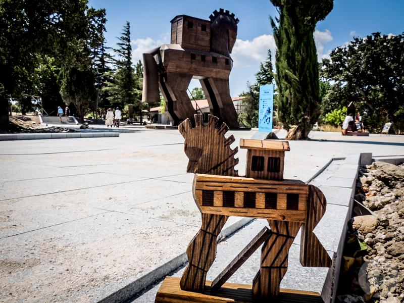 Troja 23 of 32 Starożytna Troja w Turcji
