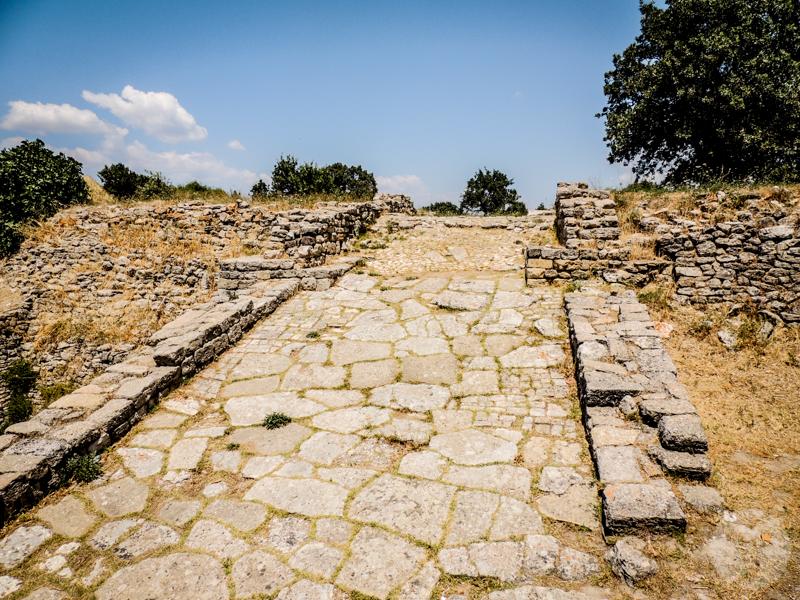 Troja 9 of 32 1 Starożytna Troja w Turcji
