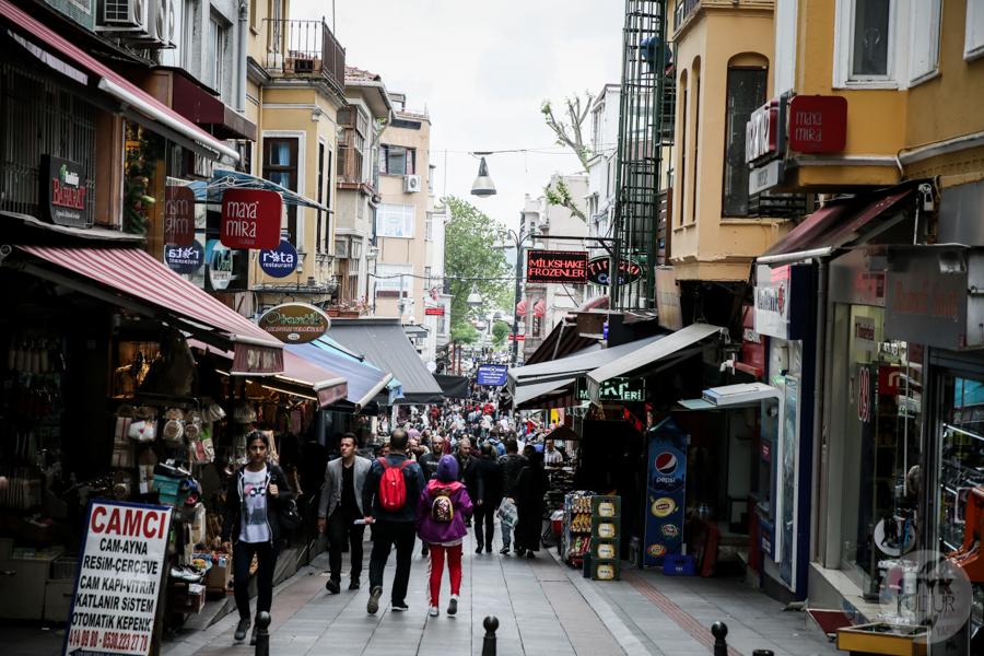 Uskudar 12 Kadıköy   hipsterska dzielnica po azjatyckiej stronie Stambułu