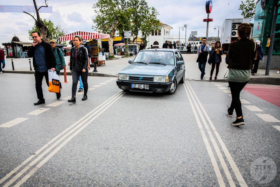Uskudar 24 Kadıköy   hipsterska dzielnica po azjatyckiej stronie Stambułu