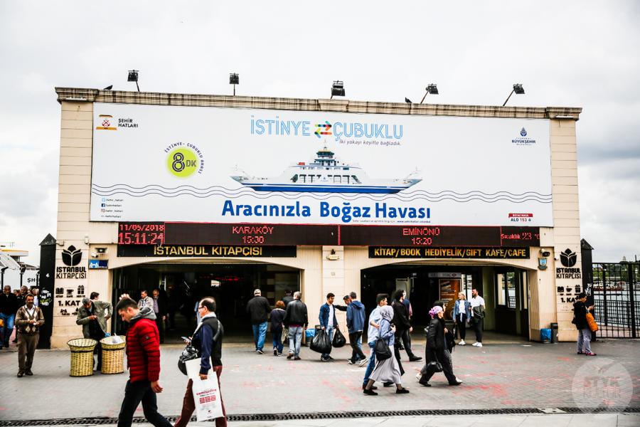 Uskudar 31 Kadıköy   hipsterska dzielnica po azjatyckiej stronie Stambułu