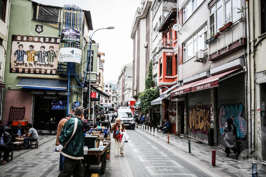 Uskudar 4 Kadıköy   hipsterska dzielnica po azjatyckiej stronie Stambułu
