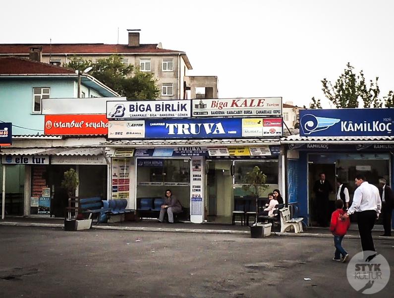 tureckaulica 11 of 12 Barwne życie tureckiej ulicy