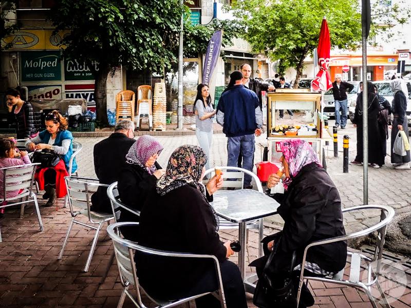 tureckaulica 8 of 12 Barwne życie tureckiej ulicy